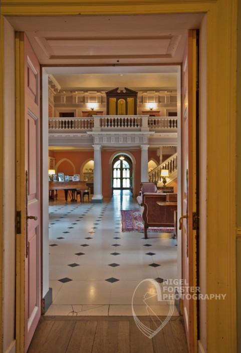 Hotel Doorway example