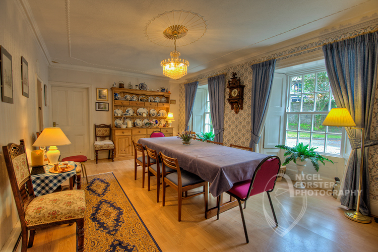 Bed & Breakfast and Hotel Photography example of Interior