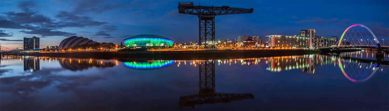 Squinty Bridge; Squinty bridge Glasgow; Glasgow cityscape; Glasgow; Glasgow Night photograph; Clyde nighttime; Squinty bridge canvas; Glasgow cityscape canvas; River Clyde Glasgow; Glasgow night canvas; Architectural Photography; Tourism photography; UK Tourism Photography; Landscape Photography; British Architectural Photography; Publicity and Promotion Photography; Night Photography; Wales Tourism Photography; UK promotional Photography; Heritage Photography; people on location photography; UK Cities; UK Cityscapes