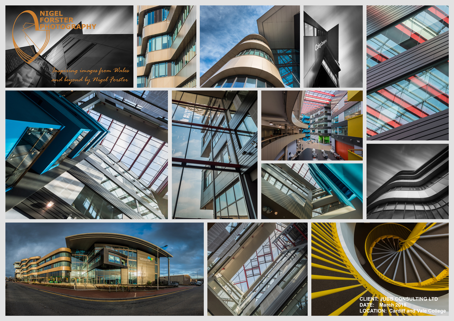 Example of Architectural and Design Photography by Nigel Forster